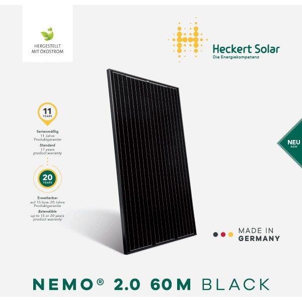 heckert-nemo-60m-zwart